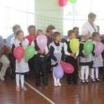 Поздравление начальных классов