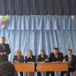 Выступление исполняющего полномочия главы сельского поселения Мухиярова Р.Ф.